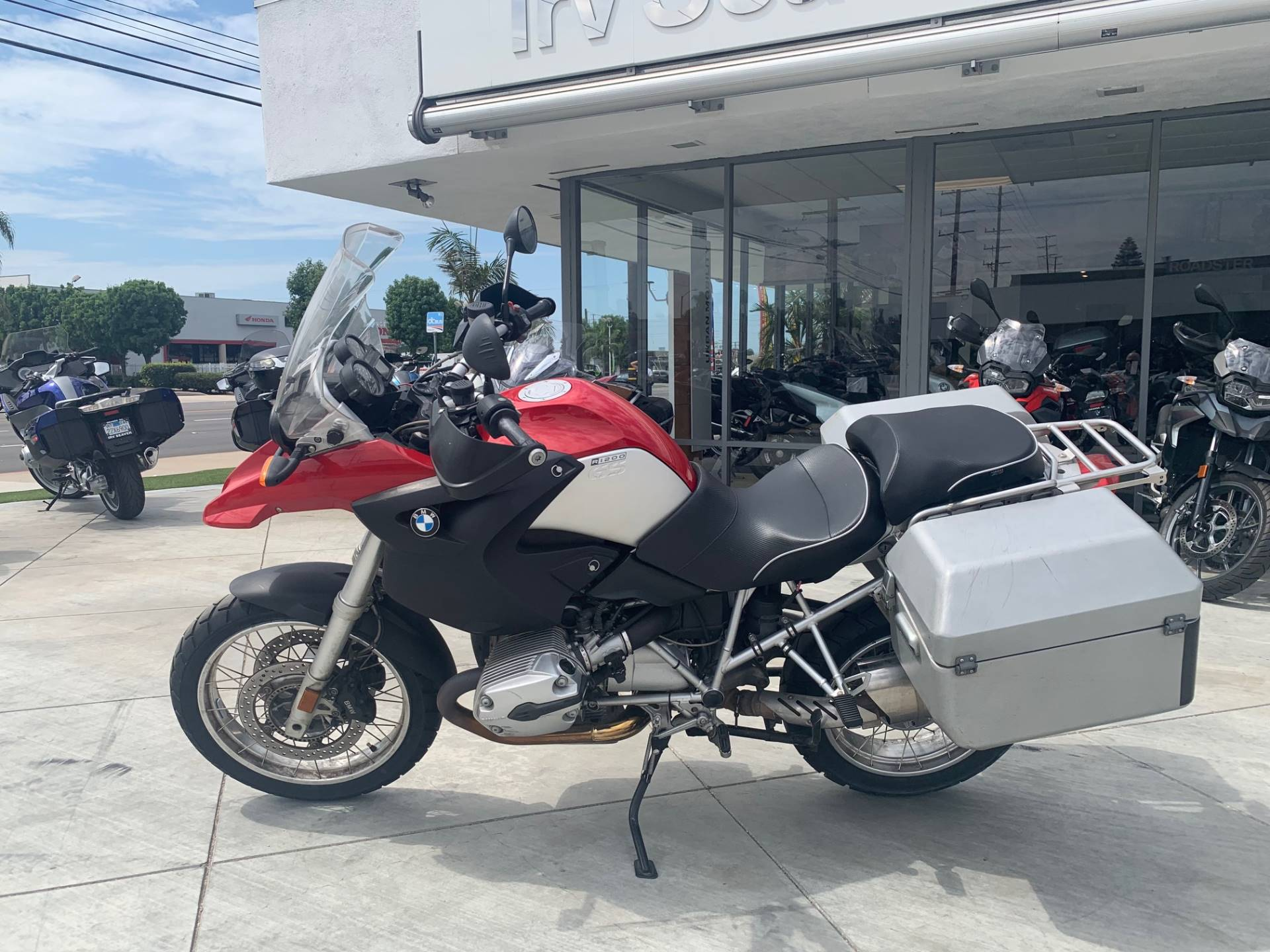 2007 BMW R 1200 GS in Orange, California - Photo 1