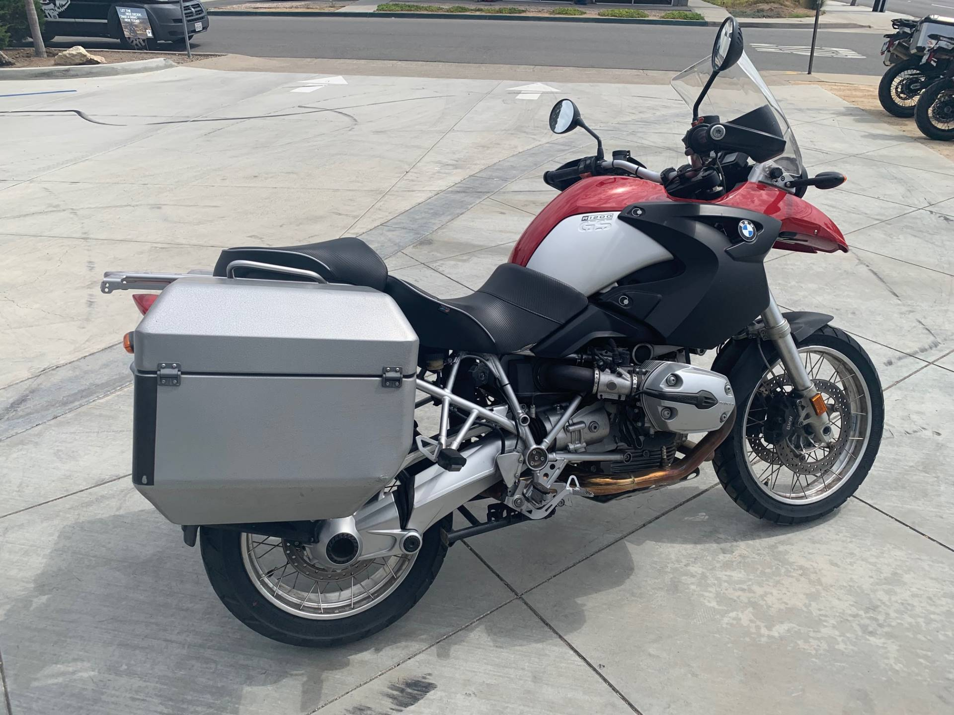 2007 BMW R 1200 GS in Orange, California - Photo 4