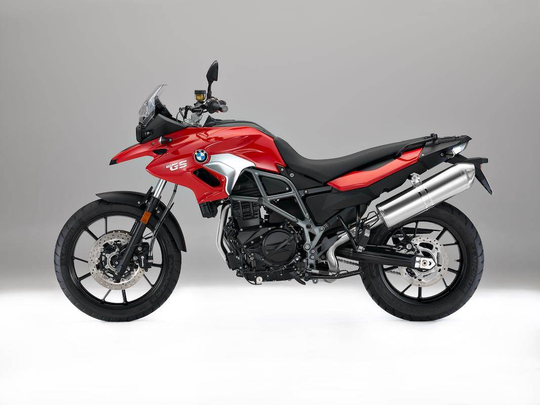2017 BMW F700GS in Orange, California