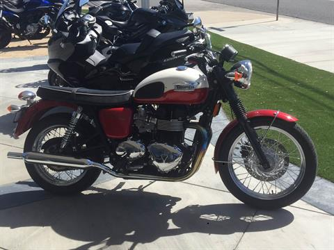 2013 Triumph Bonneville T100 in Orange, California