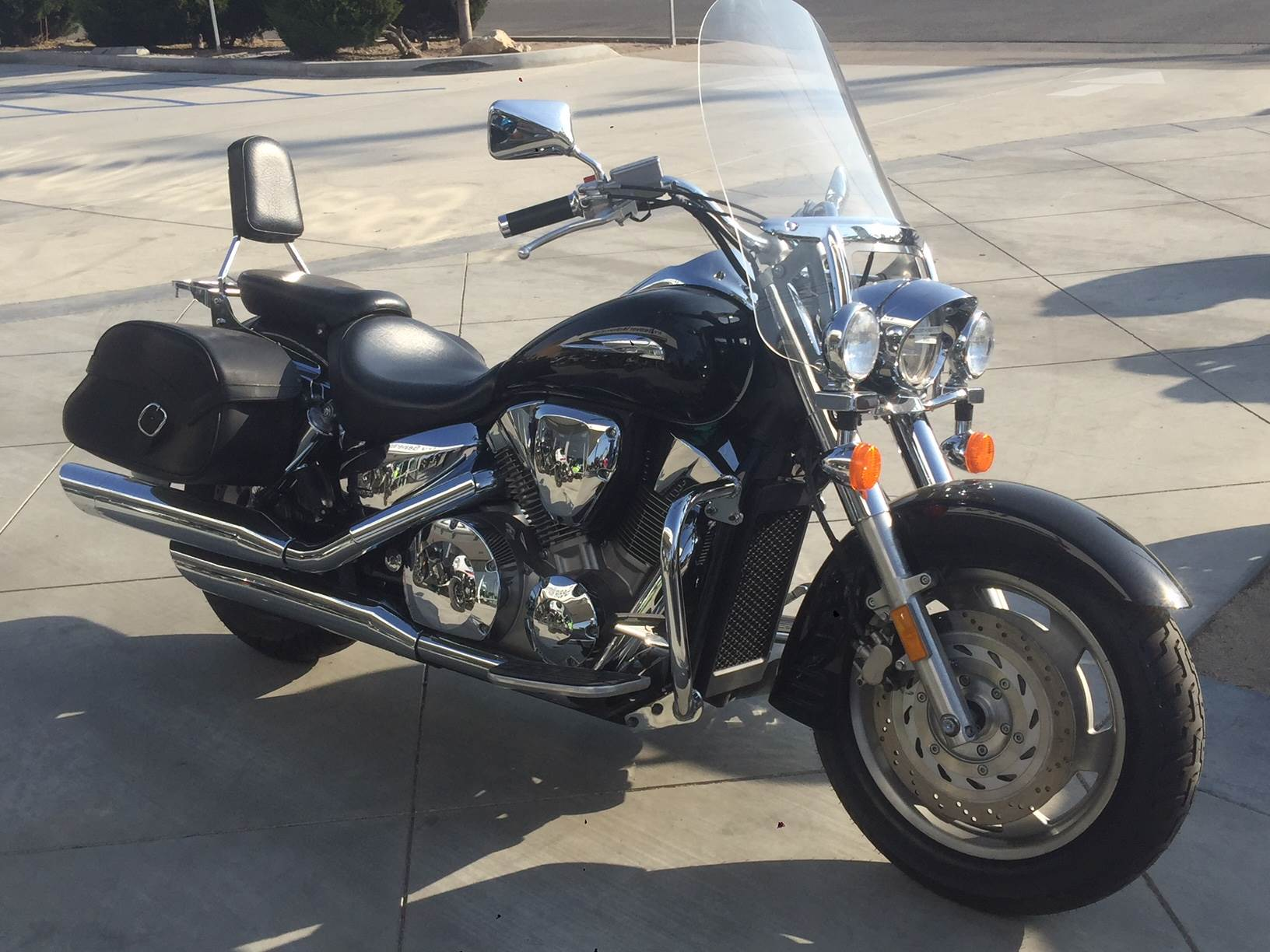 2007 Honda VTX™1300R in Orange, California