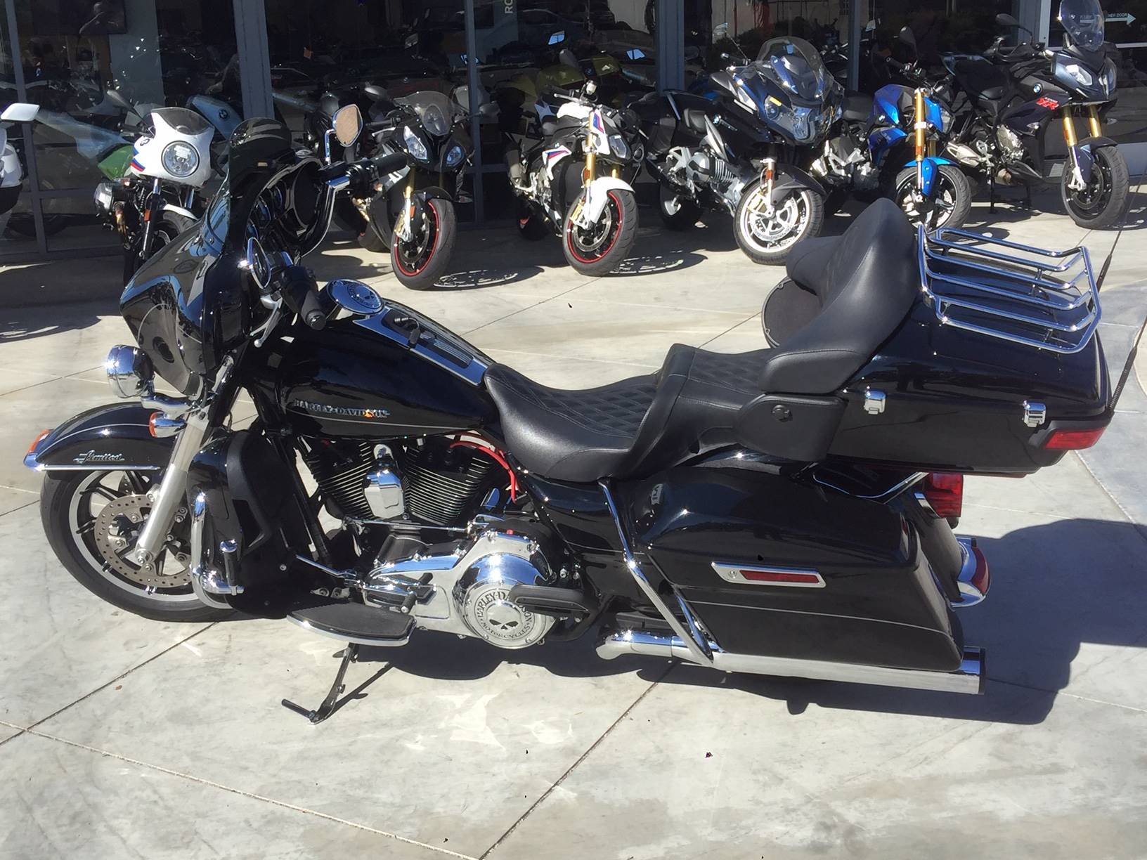 2016 Harley-Davidson Ultra Limited in Orange, California