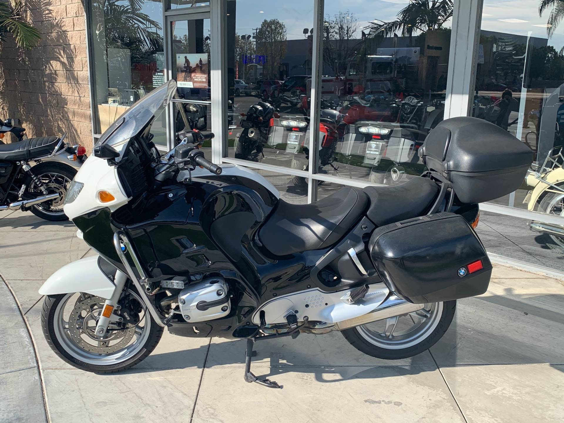 2004 BMW R 1150 RT (ABS) in Orange, California - Photo 1