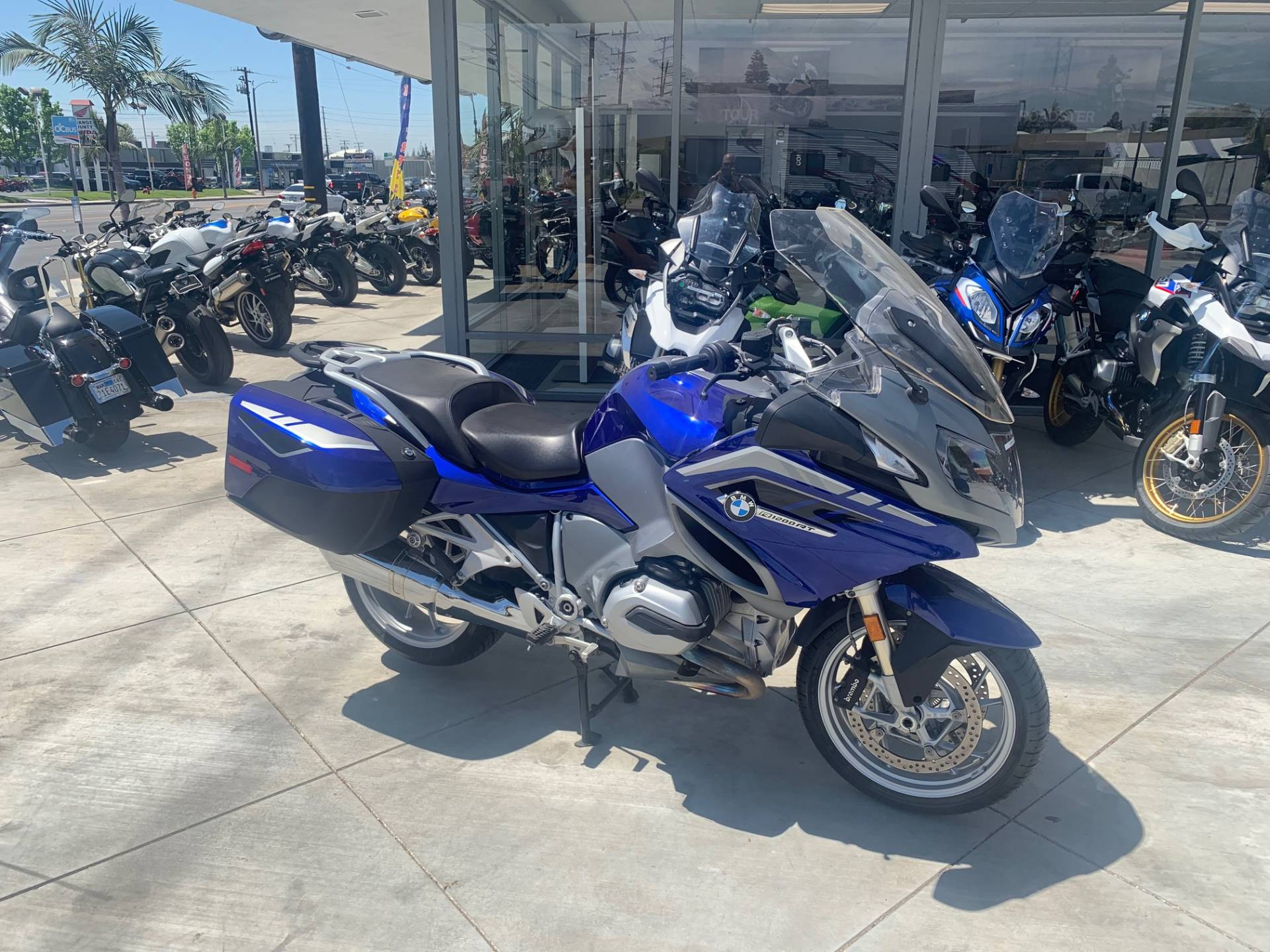 2016 BMW R 1200 RT in Orange, California - Photo 1