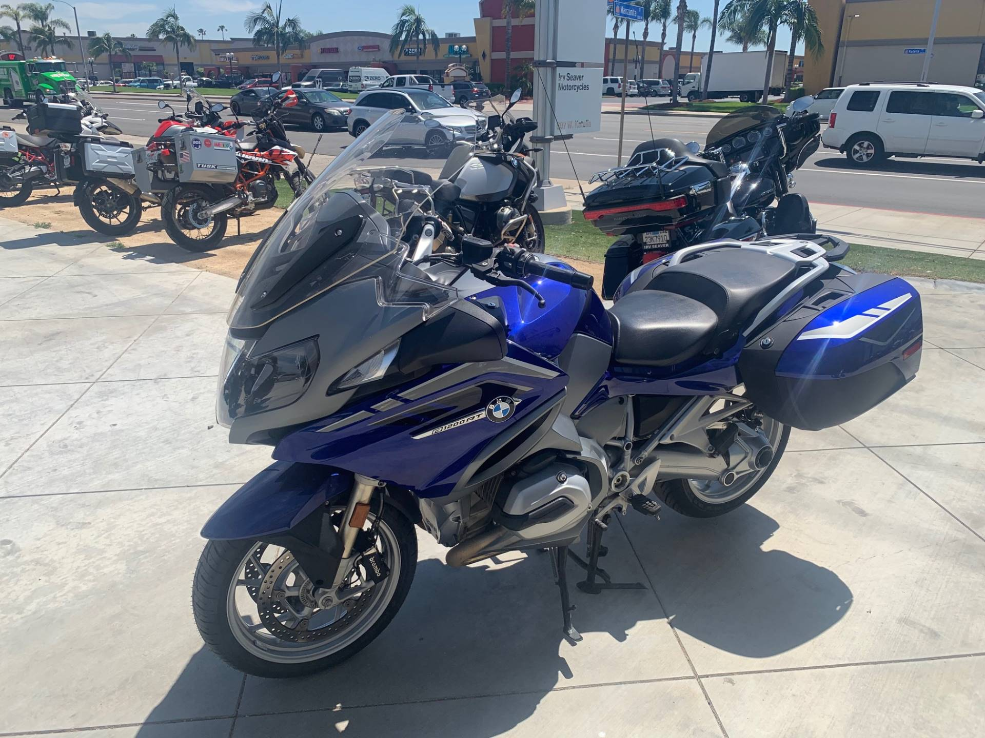 2016 BMW R 1200 RT in Orange, California - Photo 3