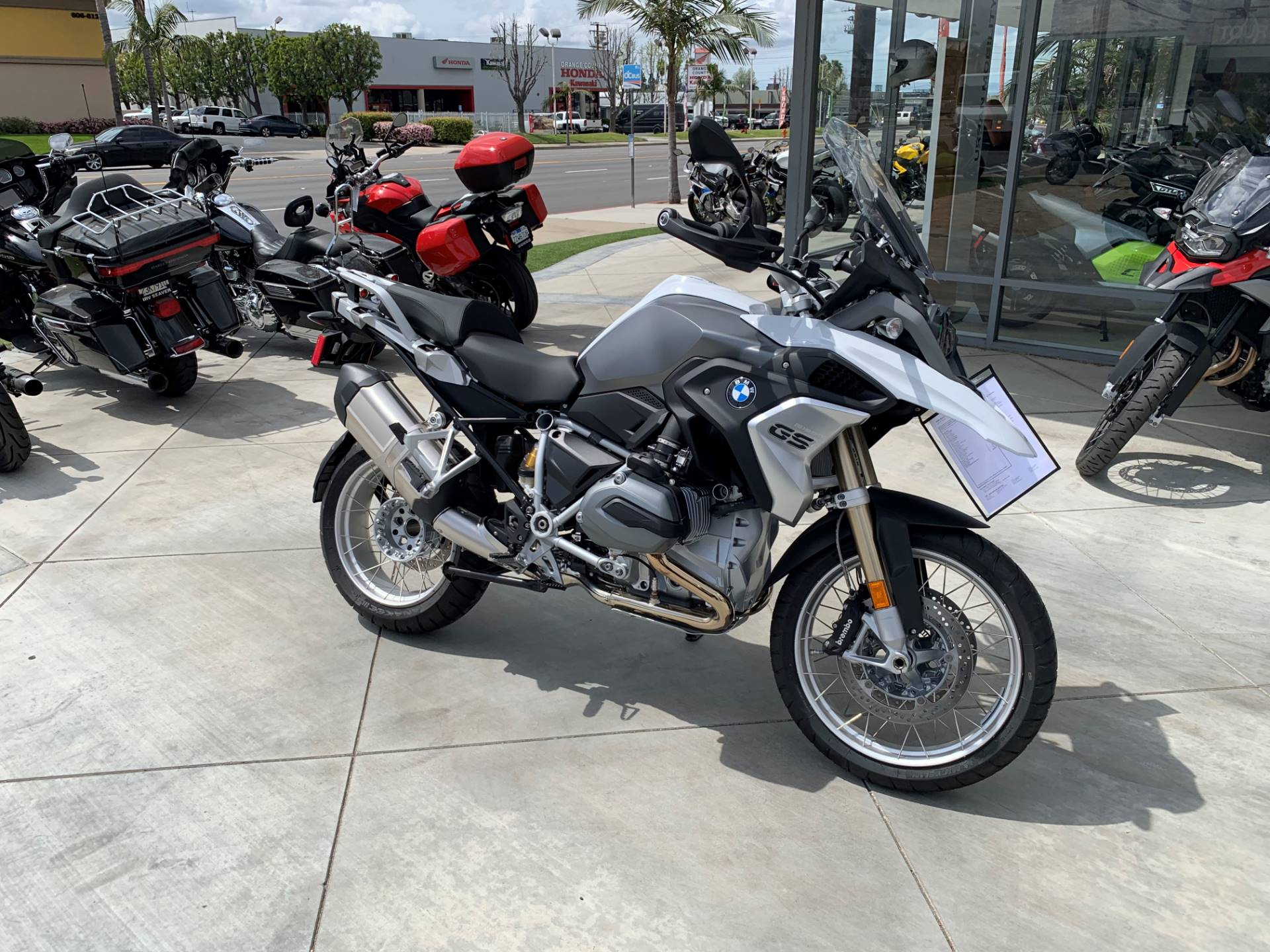 2018 BMW R 1200 GS in Orange, California
