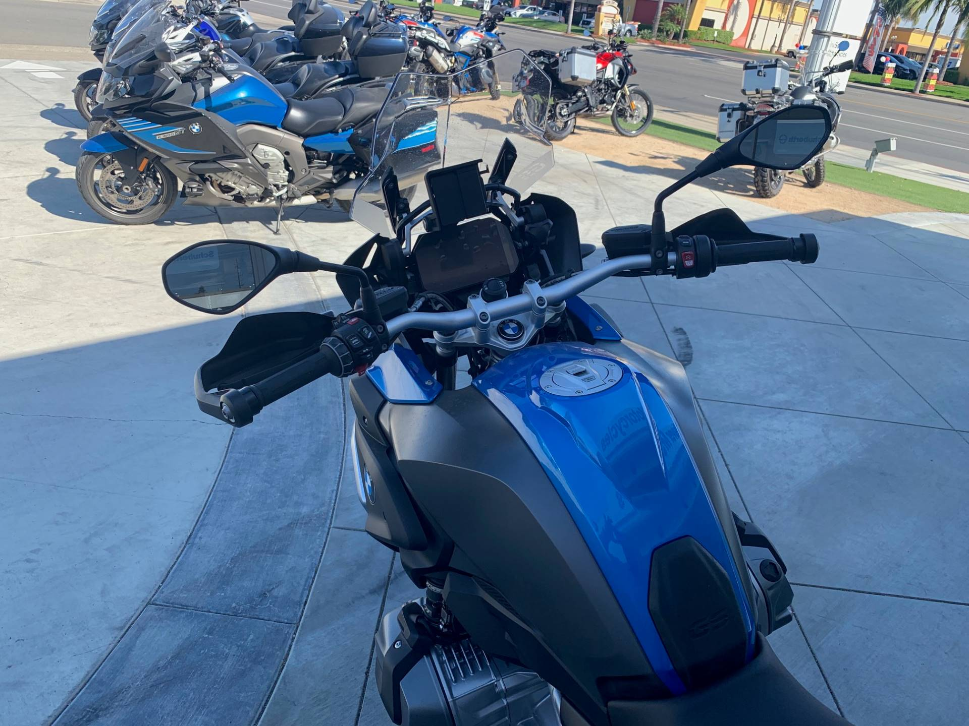 2019 BMW R 1250 GS in Orange, California - Photo 5