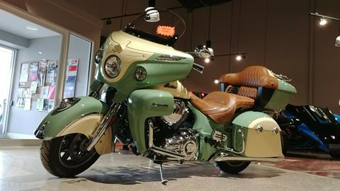 2017 Indian Roadmaster® in Dansville, New York