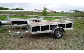 2016 Polaris Trailers PU 5X10 SSR in Dansville, New York