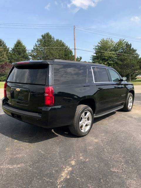 2015 Chevrolet Suburban LT in Dansville, New York