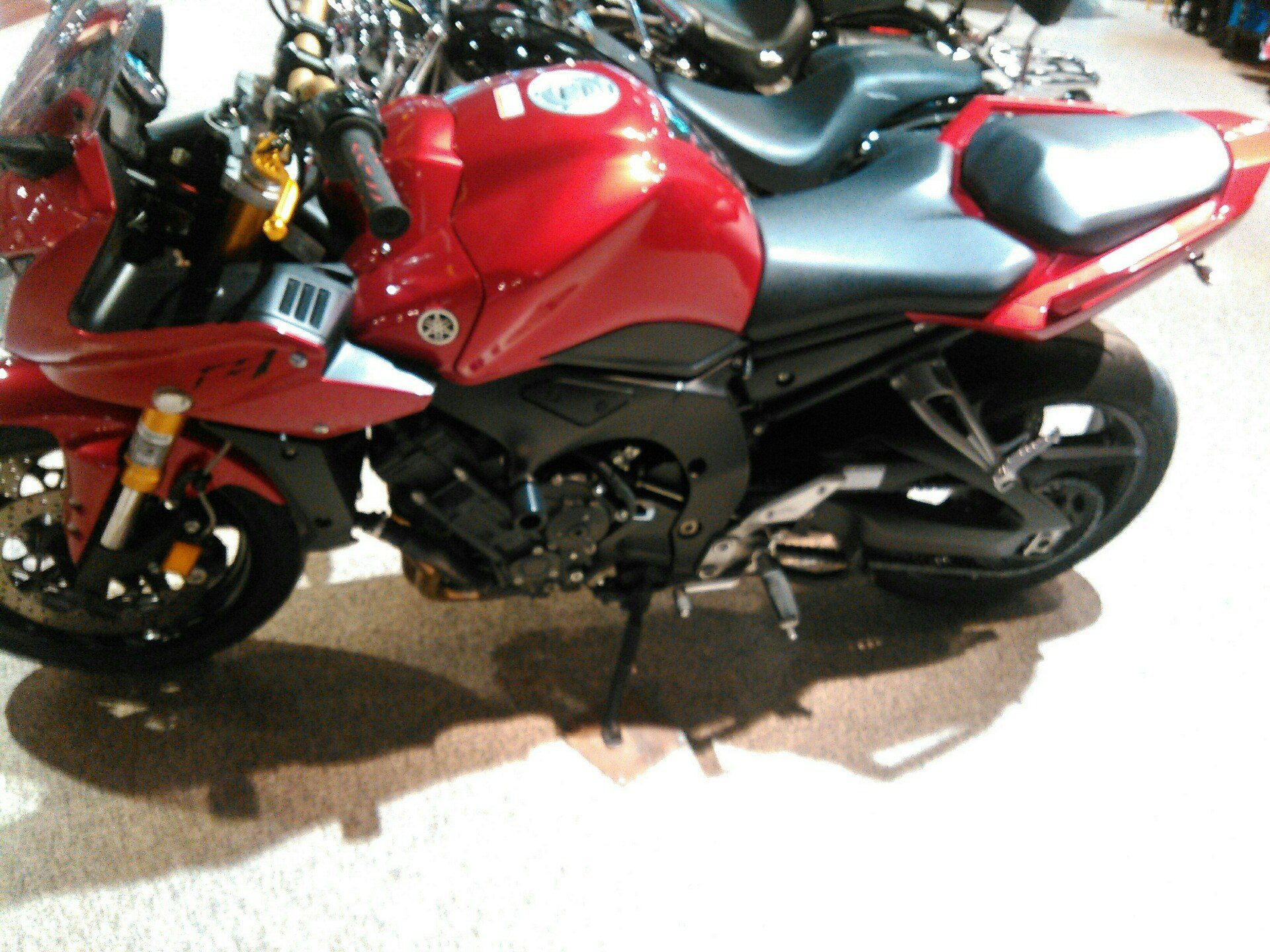 Used 2006 Yamaha FZ1 Motorcycles in Dansville, NY | Stock Number: U00907