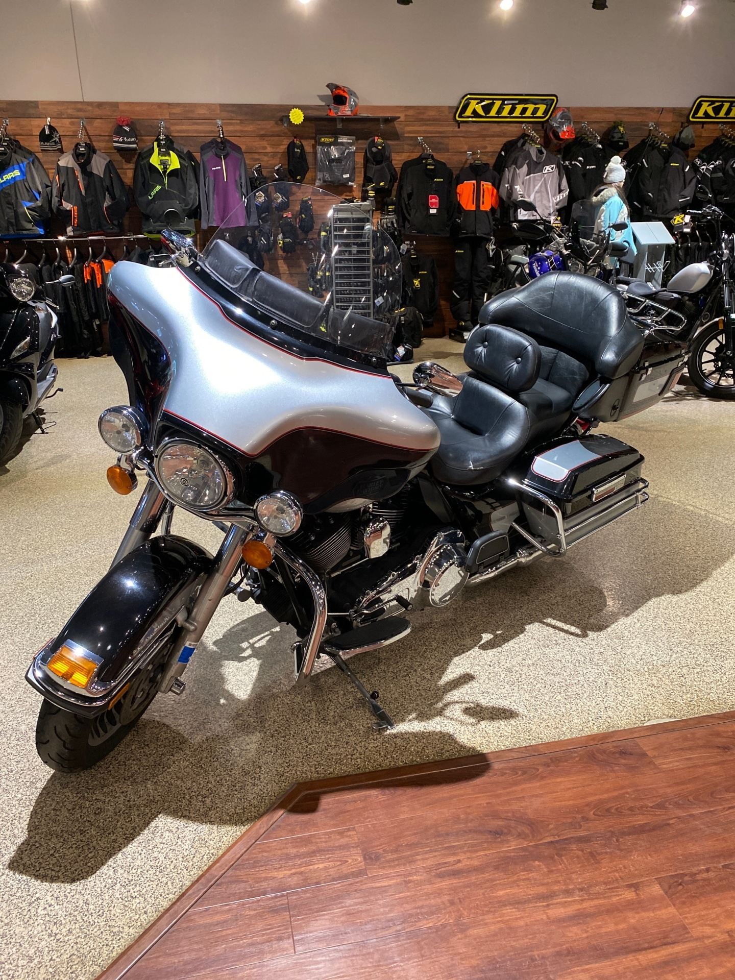2010 Harley-Davidson CVO™ Ultra Classic® Electra Glide® in Dansville, New York - Photo 2
