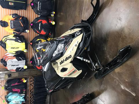 2017 Ski-Doo Renegade Enduro 600 H.O. E-TEC E.S. in Dansville, New York