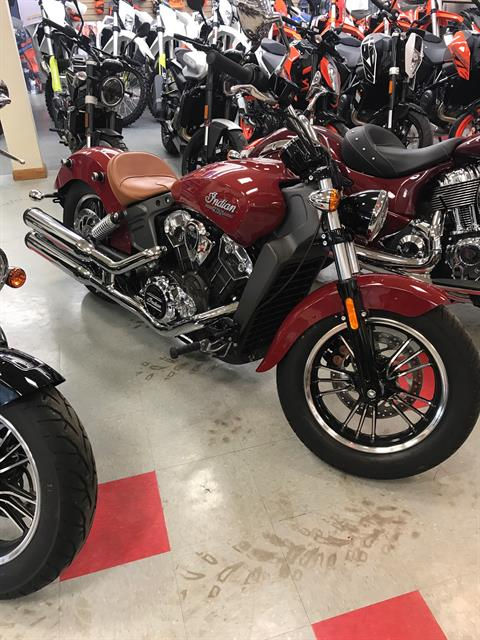 2016 Indian Scout™ ABS in Dansville, New York