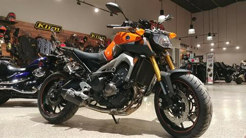 2014 Yamaha FZ-09 in Dansville, New York