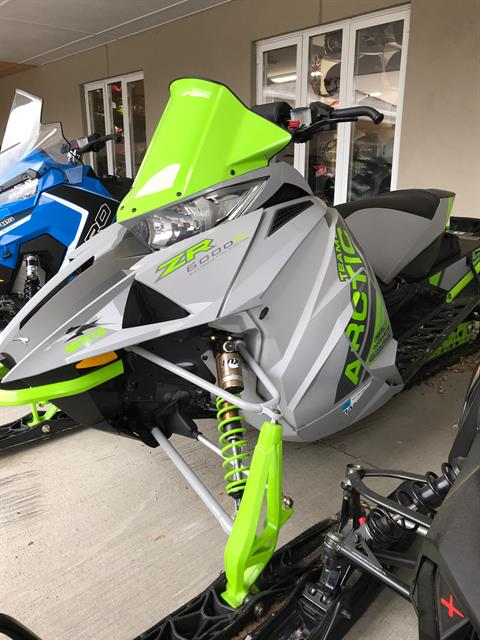 2017 Arctic Cat ZR 6000 RR ES 129 in Dansville, New York