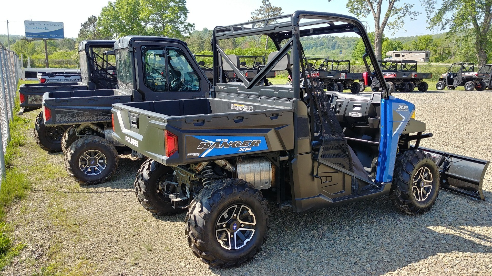 2018 Polaris Ranger XP 900 EPS 4