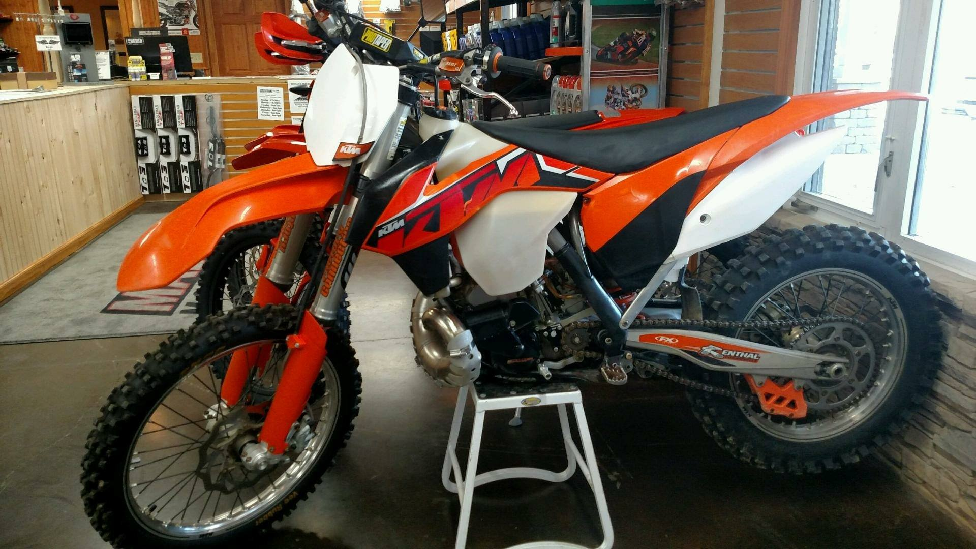 2014 KTM 300 XC 1