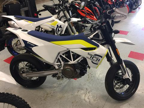 2019 Husqvarna 701 Supermoto in Farmington, New York