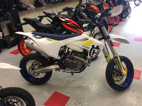 2019 Husqvarna FE 501 in Farmington, New York