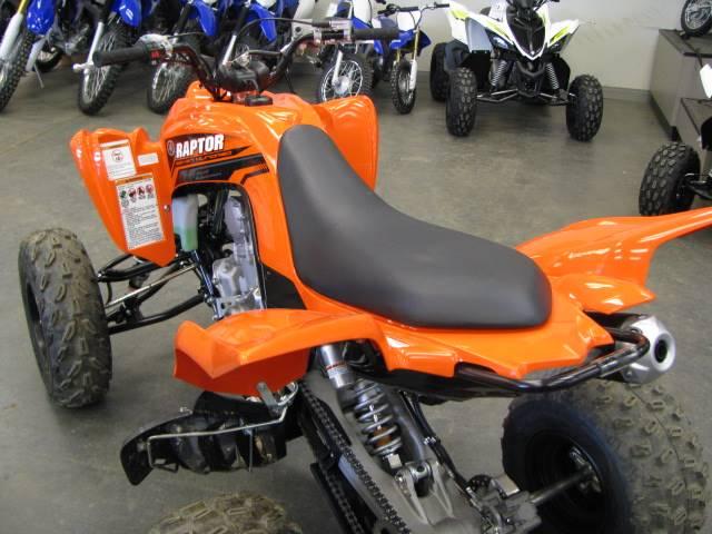 2017 Yamaha Raptor 700 5