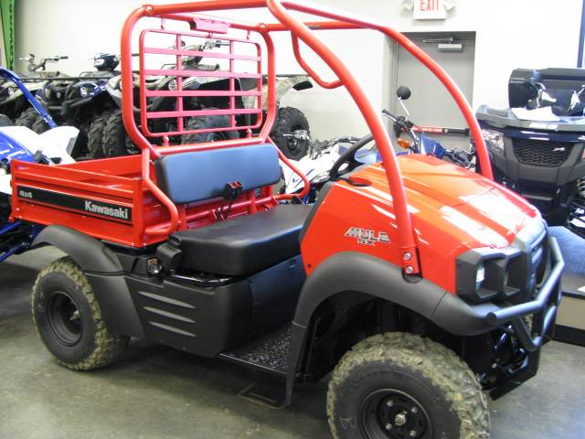 2017 Kawasaki Mule SX 4x4 SE for sale 2669