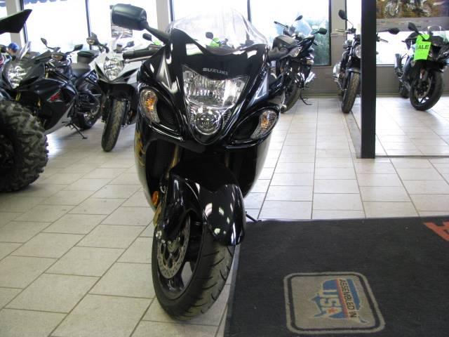 2014 Suzuki Hayabusa 2