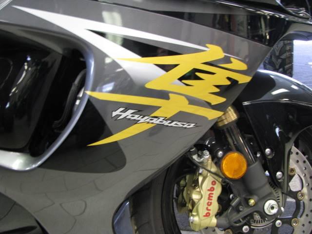 2014 Suzuki Hayabusa 4