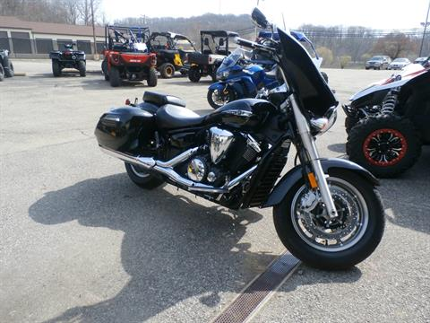2015 Yamaha V Star 1300 Deluxe in Gibsonia, Pennsylvania