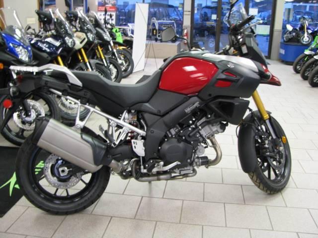 2014 V-Strom 1000 ABS