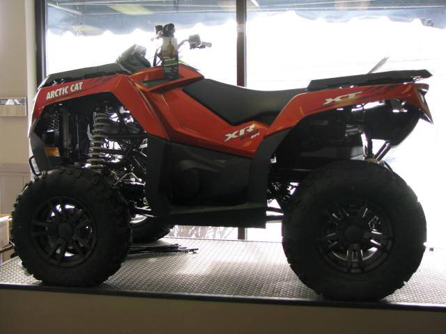 2015 XR 550 XT EPS