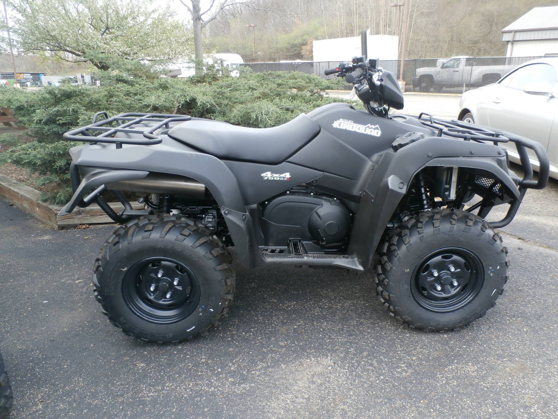 2017 KingQuad 750AXi Power Steering Special Edition wit
