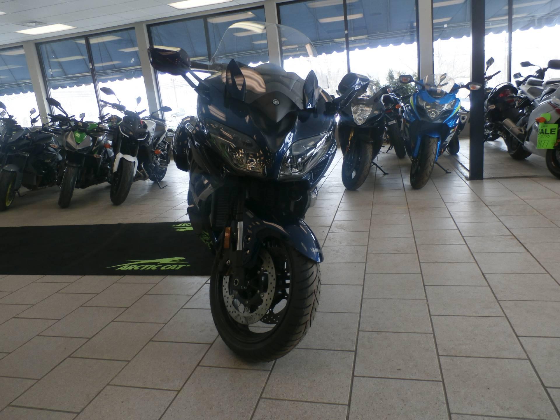 2016 Yamaha FJR1300A 2