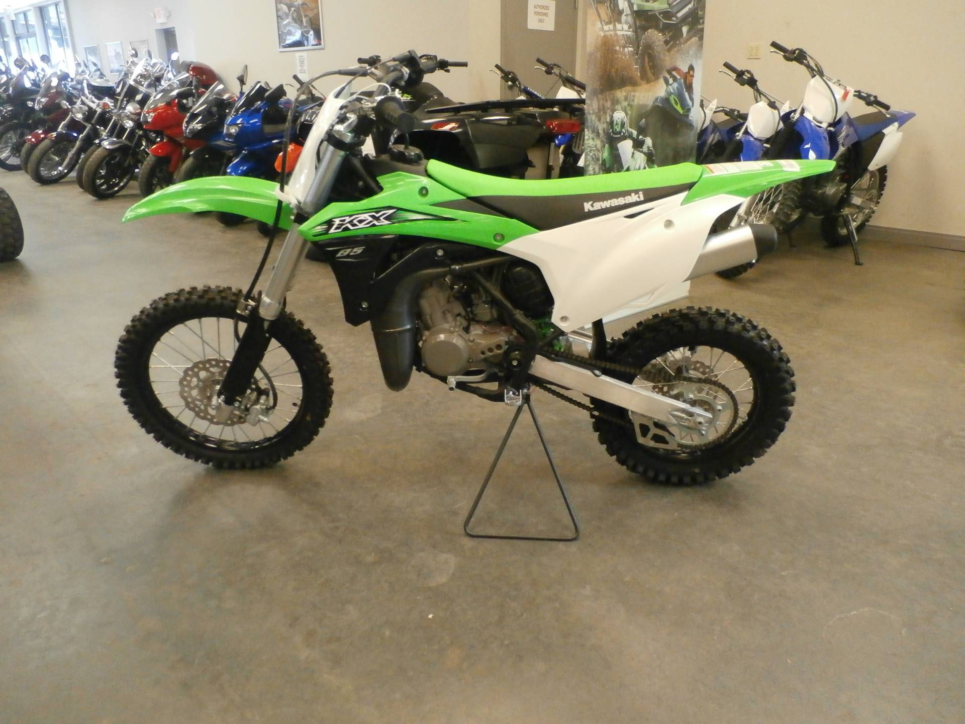 2016 Kawasaki KX85 for sale 44
