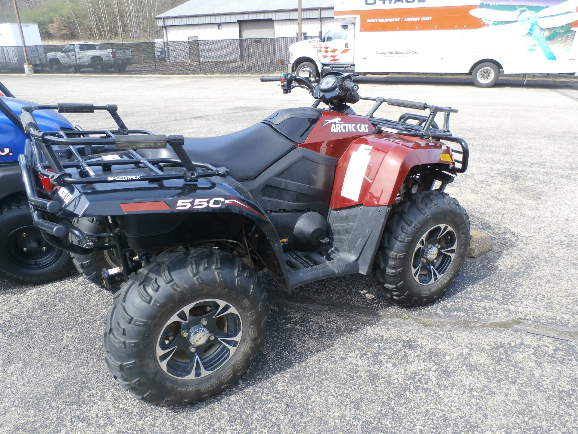 2013 550 Limited