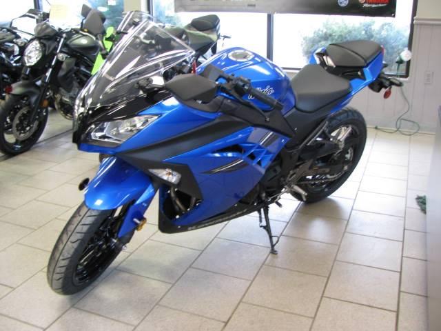 2017 Ninja 300 ABS