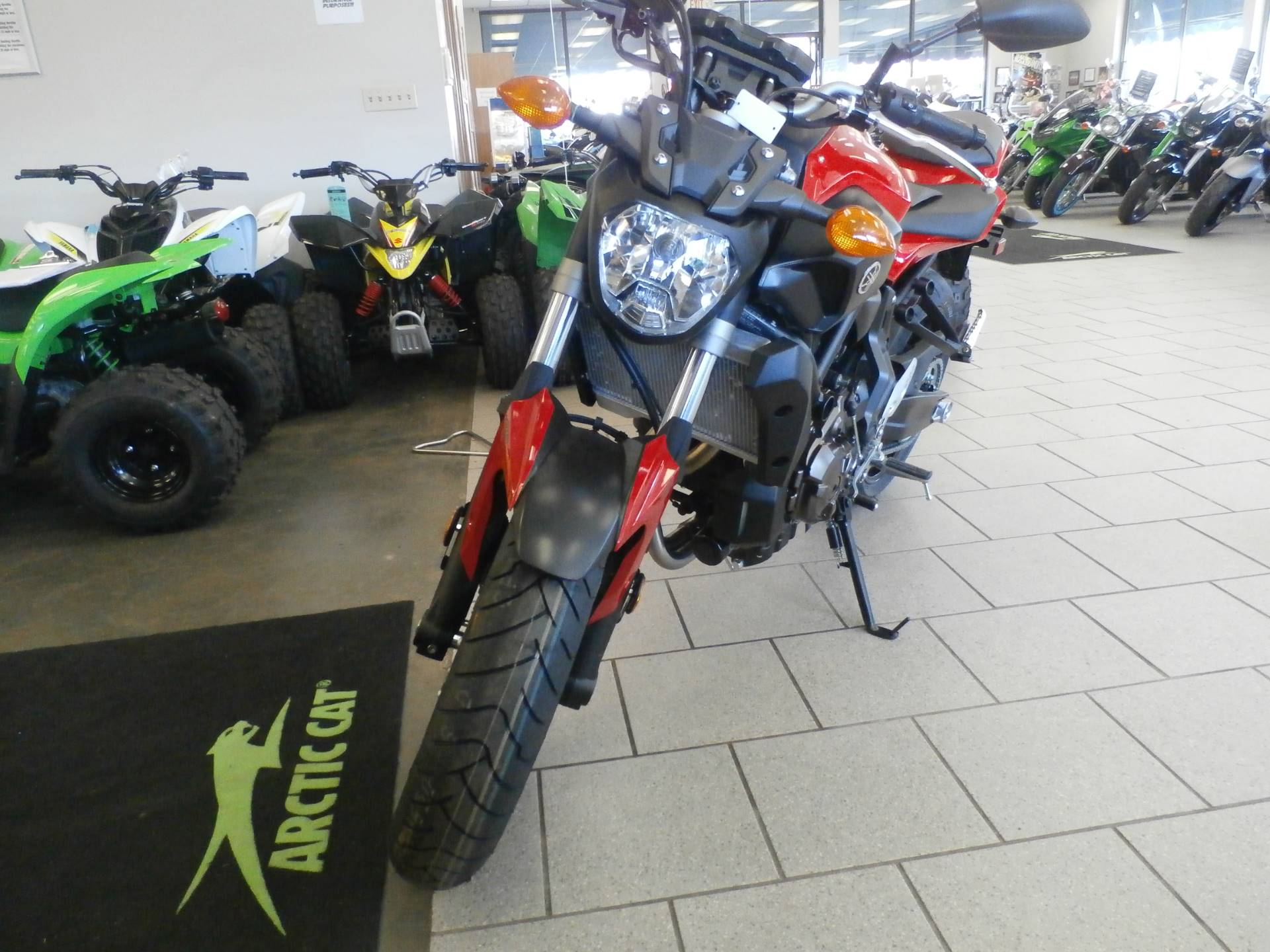 2017 Yamaha FZ-07 ABS 2