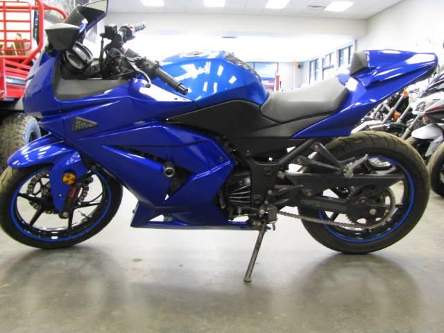 2008 Ninja 250R