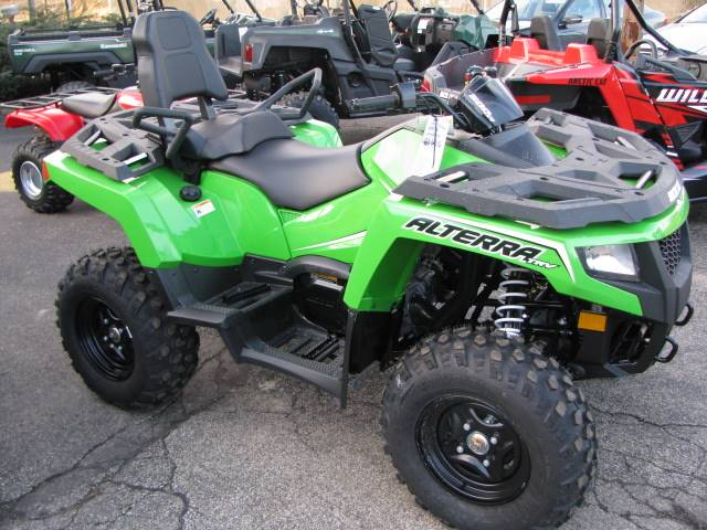 2017 Arctic Cat Alterra TRV 500 for sale 2381