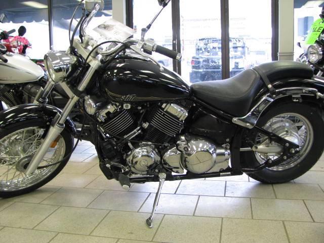 2013 V Star 650 Custom