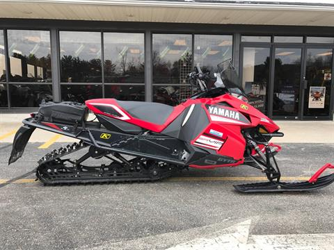 2014 Yamaha SR Viper™ XTX SE in Hooksett, New Hampshire