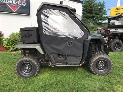 2015 Honda Pioneer™ 500 in Hooksett, New Hampshire