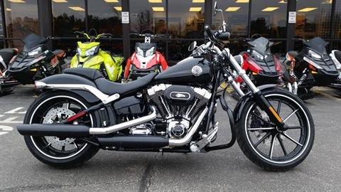 2014 Harley-Davidson Breakout® in Hooksett, New Hampshire