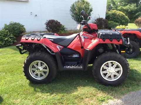 2013 Polaris Sportsman® 550 EPS in Hooksett, New Hampshire