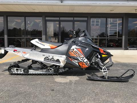 2013 Polaris 800 Switchback® Assault® 144 in Hooksett, New Hampshire