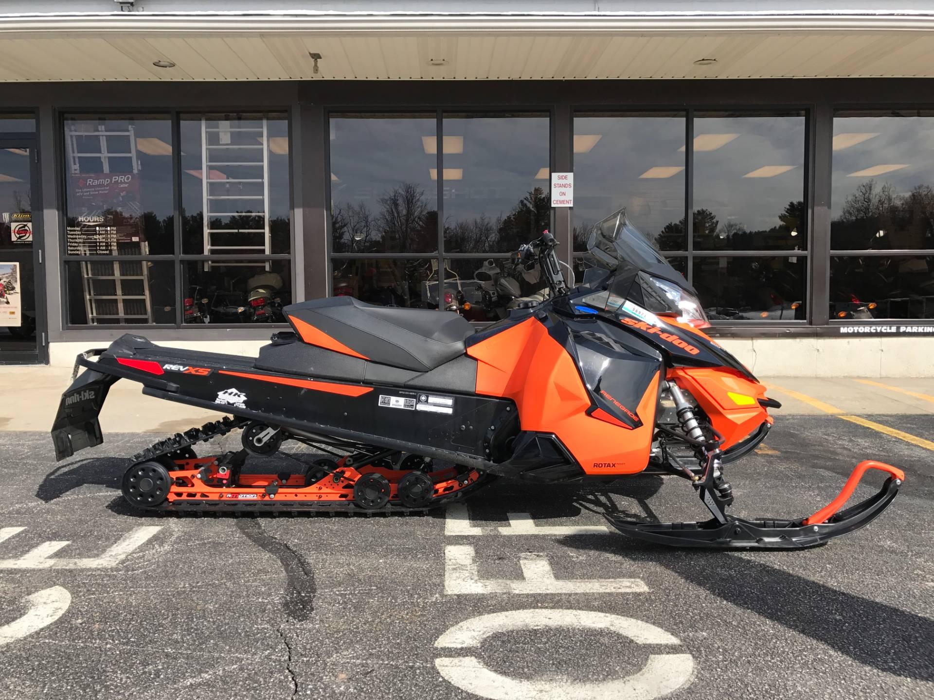 2016 Renegade Adrenaline 600 H.O. E-TEC ES