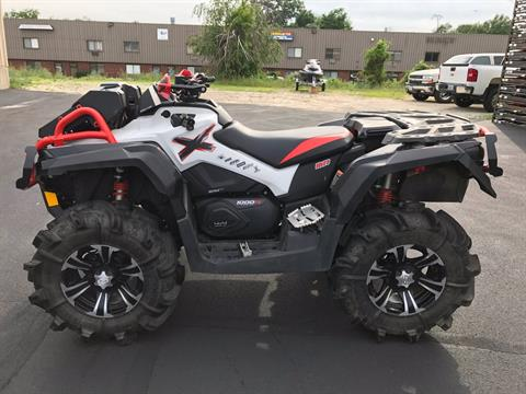 2016 Can-Am Outlander X mr 1000R in Hooksett, New Hampshire