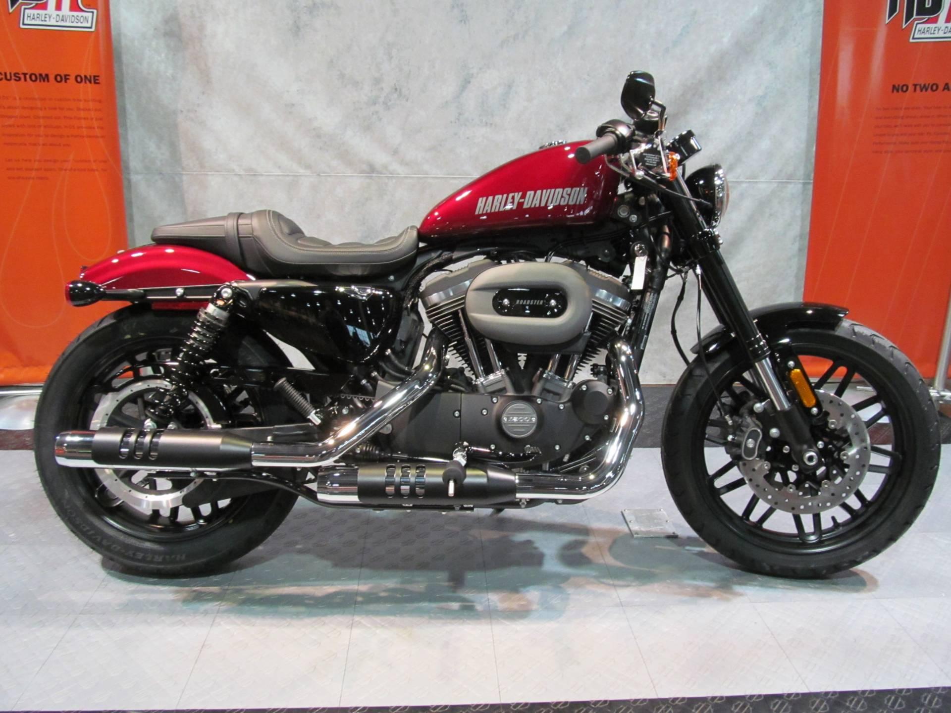 2017 Harley-Davidson Roadster in Rothschild, Wisconsin