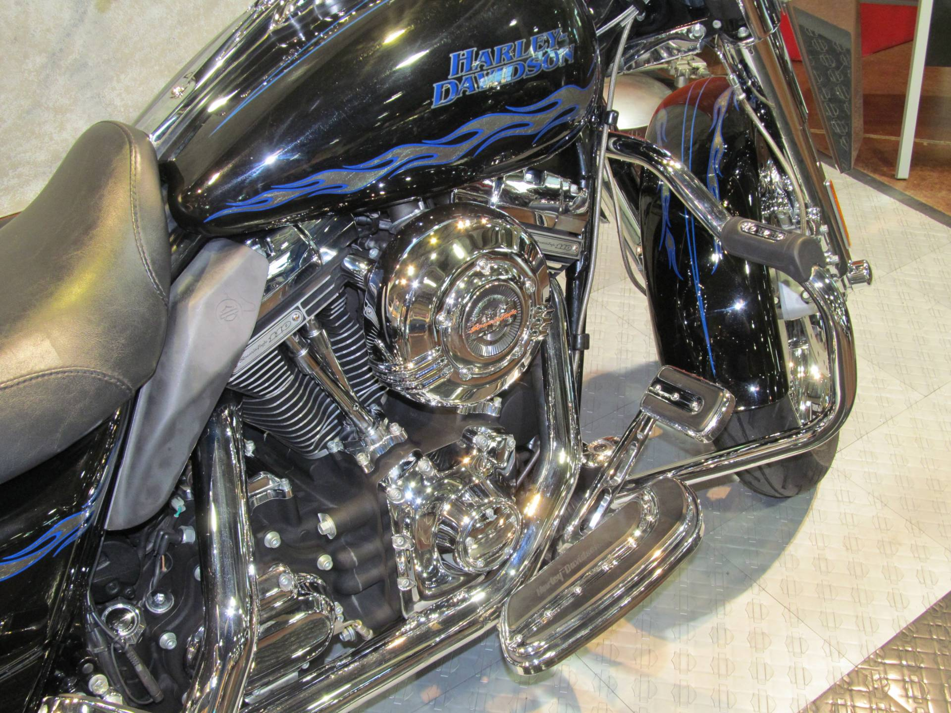 2007 Harley-Davidson CVO™ Screamin' Eagle® Road King® in Rothschild, Wisconsin
