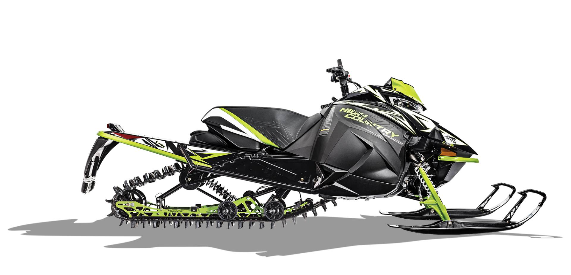 2018 Arctic Cat XF 8000 High Country Limited ES 141 in Rothschild, Wisconsin
